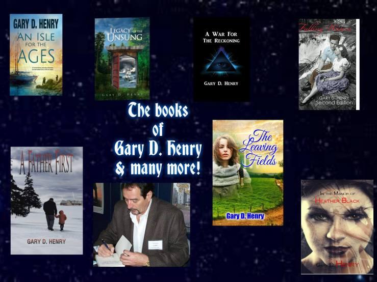 Gary and books