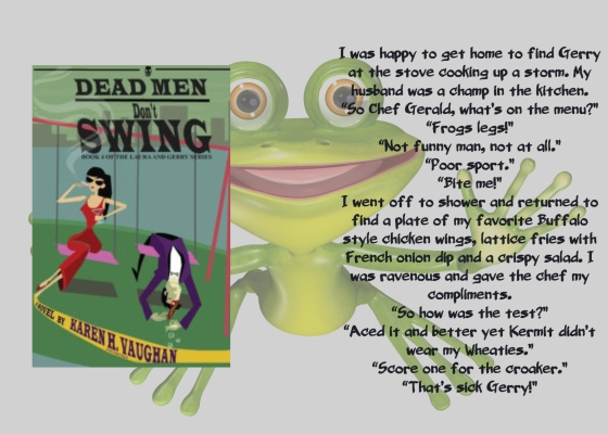 Karen dead men don't swing conversation 2