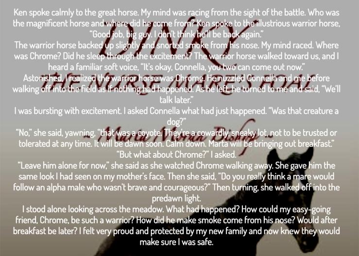 Marta dinky the nurse mares foal conversation.jpg
