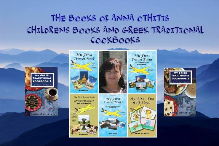 Anna and books