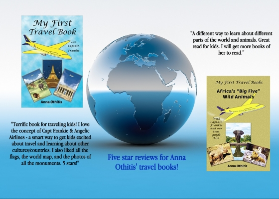 Anna books 4 and 1 reviews