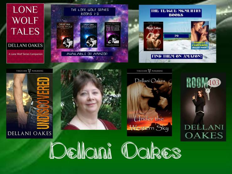 Dellani and books