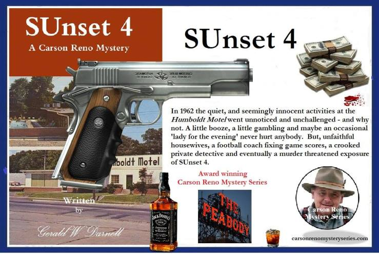 Ger sunset 4 with book and gun