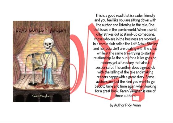 Karen dead comic standing review.jpg