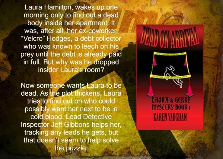 Karen DOA with blurb