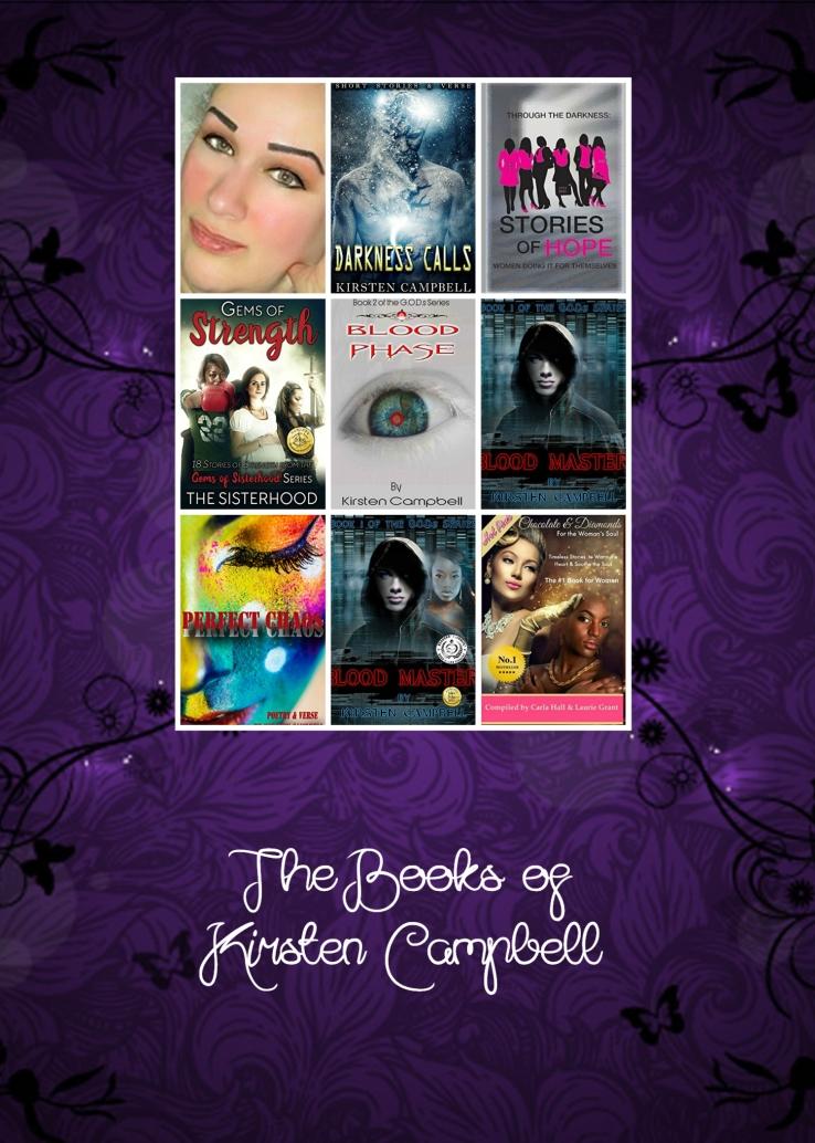 Kirsten Campbell books