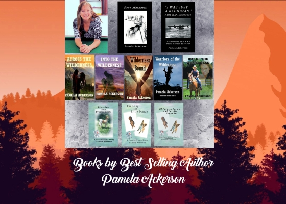 Pam her books collage.jpg