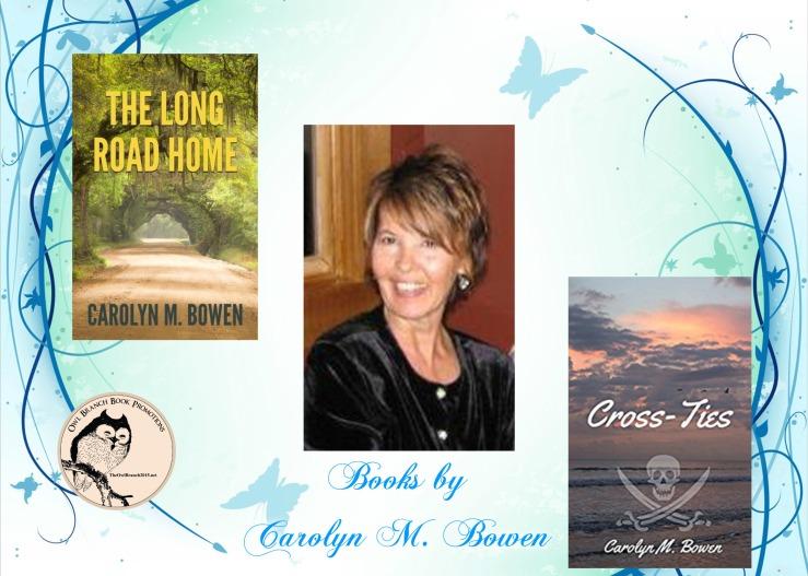 Carolyn with books.jpg