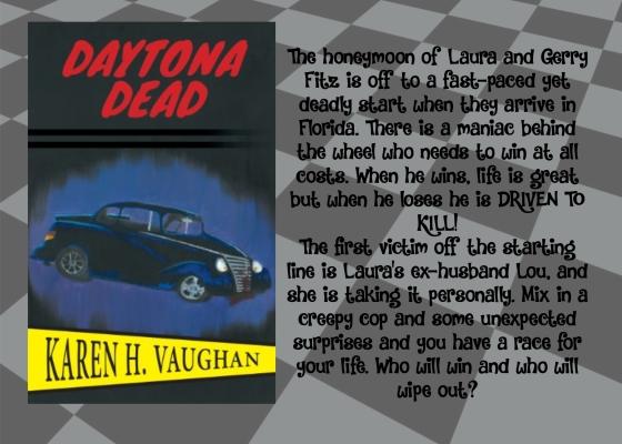 Karen daytona dead blurb