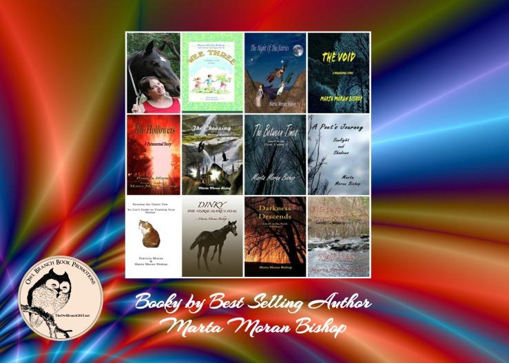 Marta 11 book collage