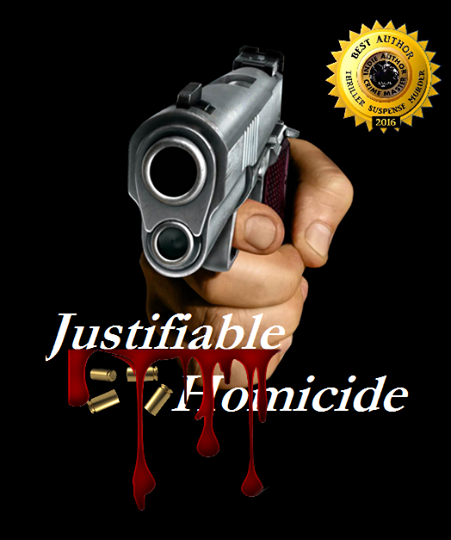 Ger justifiable homicide with gun