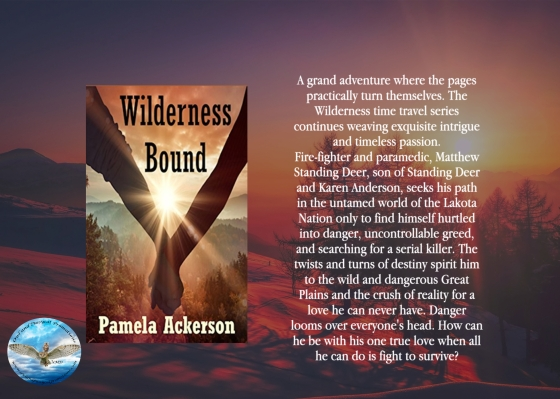 Pam wilderness bound blurb