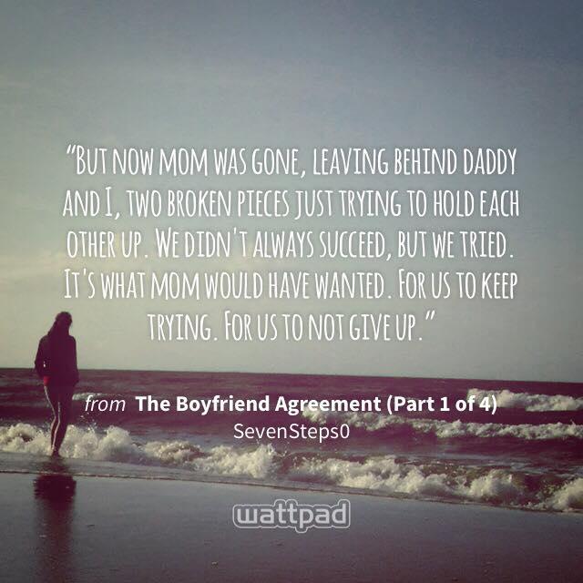 Seven the boyfriend agreement 14