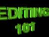 EDITING 101: 59 – CharacterProfiles…