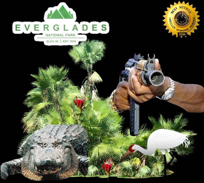 Ger everglades with gun