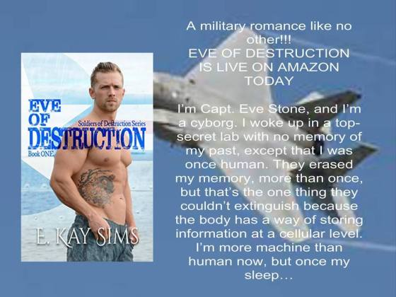 E Kay eve of destruction (2)