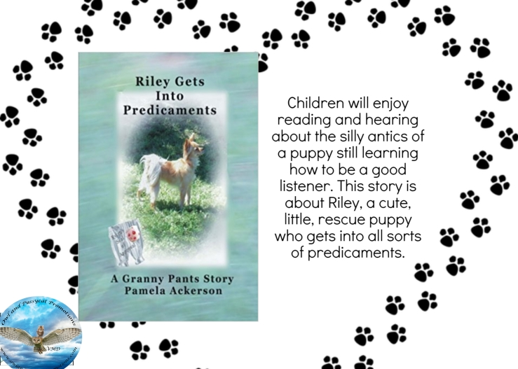 Pam riley blurb