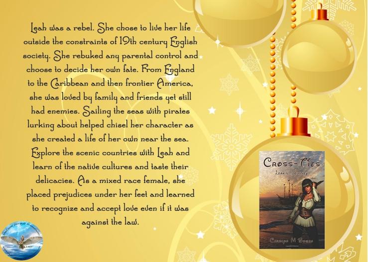 Carolyn cro-ties Christmas