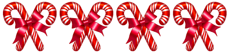 Line candy cane