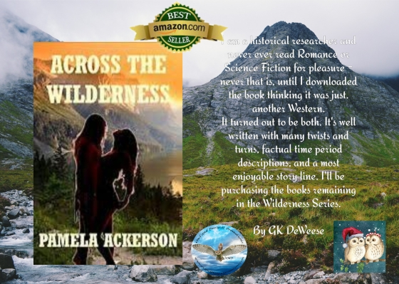 Pam across the wilderness Christmas.jpg