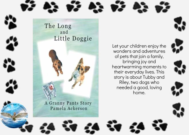 Pam long and little doggie blurb.jpg