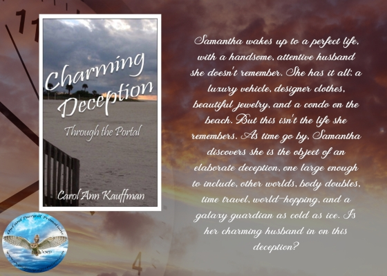 Carol charming deception blurb