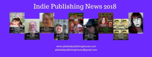 Indie Publishing News 2018.1