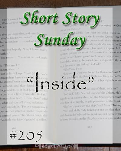 "Short Story: ""Inside"" | Flash Fiction | Creative Writing | RachelPoli.com"