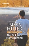 The Soldier's Homecoming by @PatriciaPotter @HarlequinBooks #Romance #Reading @PrismBookTours