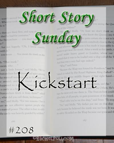 "Short Story: ""Kickstart"" | Flash Fiction | Creative Writing | RachelPoli.com"
