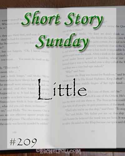 "Short Story: ""Little"" | Flash Fiction | Creative Writing | RachelPoli.com"