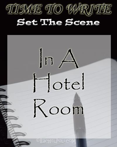 Time To Write Set The Scene | Creative Writing | Writing Prompt | RachelPoli.com