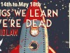 #review #booktour The Things We Learn When We're Dead, by Charlie Laidlaw @shanannigans81 @CharlieLaidlaw