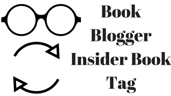 Book Blogger Insider Book Tag