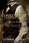 Constantine: A History Part 3 by @Donna_Grant #CoverReveal #Reading @InkSlingerPR