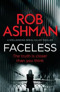 Rob Ashman - Faceless_cover_high res