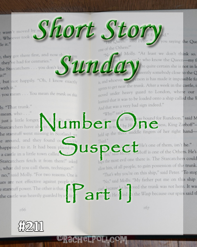 "Short Story ""Number One Suspect"" 