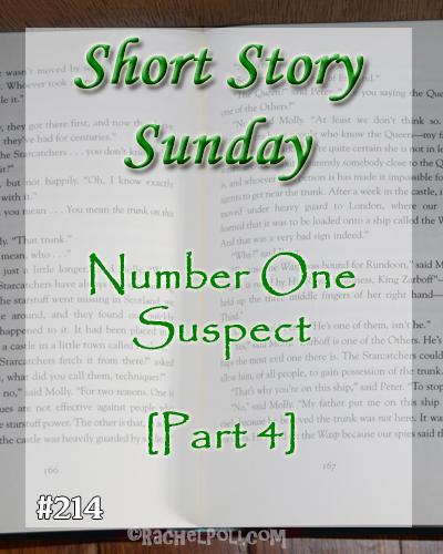 "Short Story: ""Number One Suspect"" | Flash Fiction | Creative Writing | Mystery | RachelPoli.com"