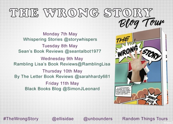 The Wrong Story Blog Tour Poster .jpg