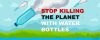 Stop Killing the Planet with Water Bottles [Infographic] —ecogreenlove