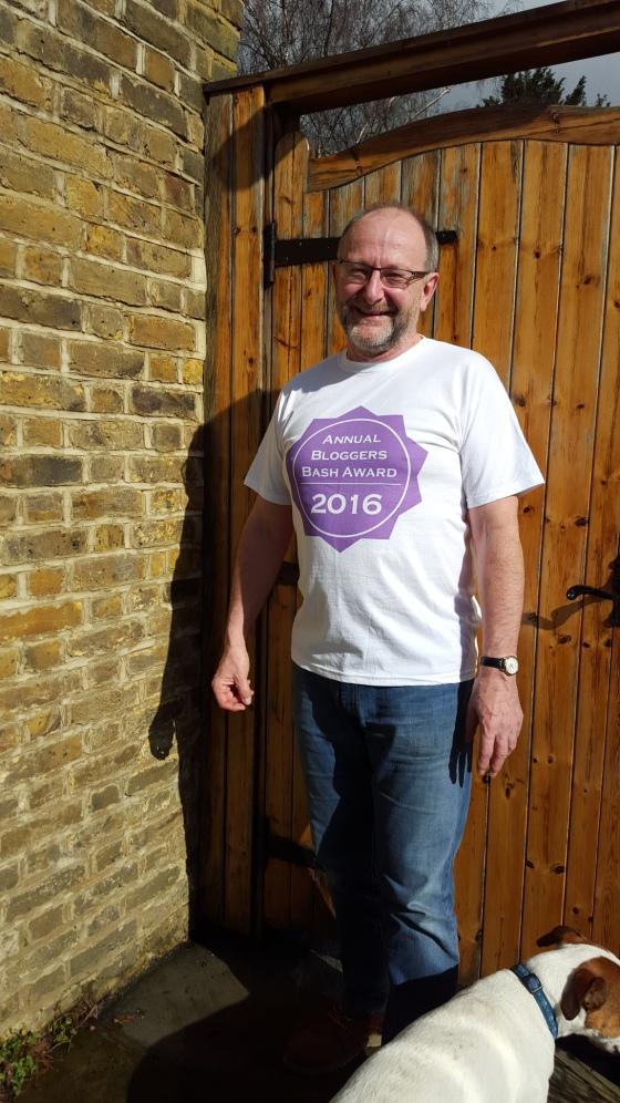 Bloggers Bash 2016 T-Shirt