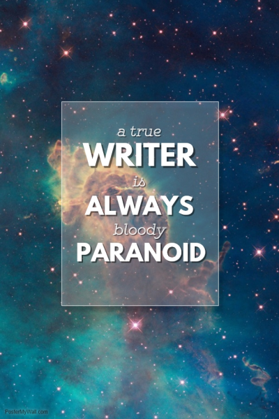 Demotivational Posters for Writers