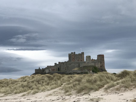 Bamburgh Castle smaller