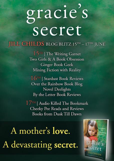 Gracie's Secret - Blog Tour