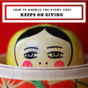 How To Handle The Story That Keeps On Giving #MondayBlogs #Writing #Writer
