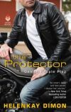they must stay one step ahead of a cunning killer who's bent on not being exposed… The Protector by @HelenKayDimon #NewRelease #Romance @InkSlingerPR