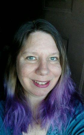ruth davis hays purple