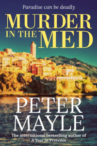 Murder in the Med cover