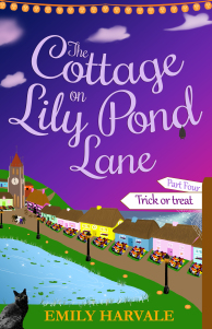 Lily Pond Lane Trick or treat-NEW-VAL-DAVID-3 JULY