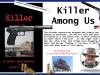 """Killer Among Us"" (Carson Reno Book 3) by Gerald W. Darnell – #Mystery, #Thriller, #Suspense, #CrimeFiction,#Crime"